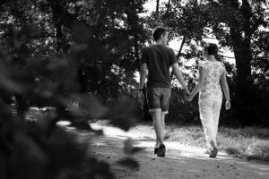 Shooting grossesse avec Sophie et Rémi