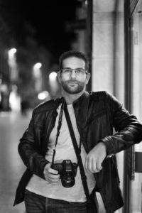 Je m'appelle REIS Sébastien et je suis photographe